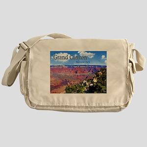 Grand Canyon NAtional Park Poster Messenger Bag