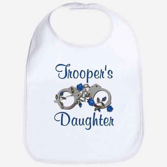 Trooper's Daughter Bib
