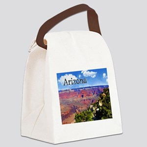Grand Canyon NAtional Park ARIZONA Canvas Lunch Ba