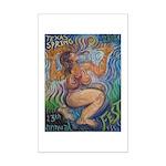 Womanspring Mini Poster Print