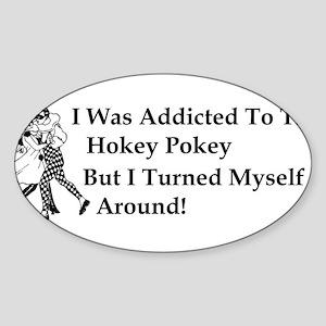 Hokey Pokey Sticker