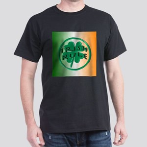 Irish Rule on Ireland Colors T-Shirt