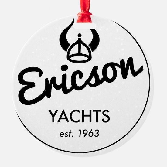 Ericson Yacht Sailing Ornament
