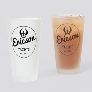 Ericson Yacht Sailing Drinking Glass