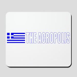 The Acropolis Mousepad