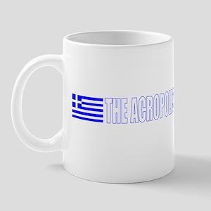 The Acropolis Mug