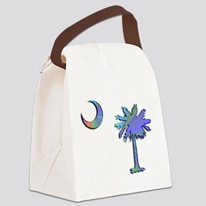 C and T 2 Canvas Lunch Bag