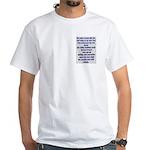 Womanspring White T-Shirt
