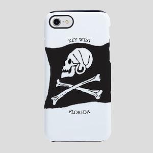 Key West Jolly Roger iPhone 7 Tough Case