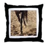 Horse Theme Design #40000 Throw Pillow
