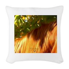 Horse Theme Design #40020 Woven Throw Pillow