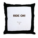 Horse Theme Design #40050 Throw Pillow