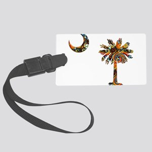 C and T 7 Large Luggage Tag