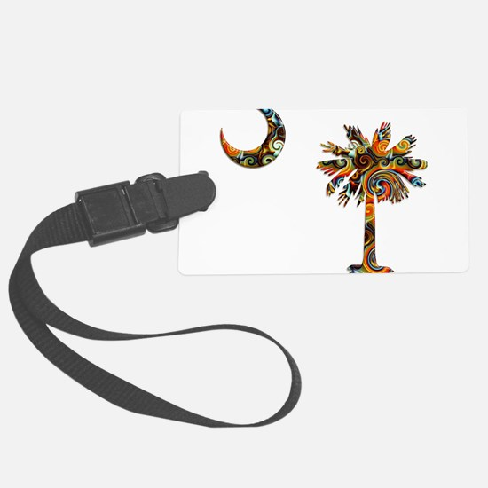 C and T 7 Luggage Tag