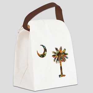 C and T 7 Canvas Lunch Bag