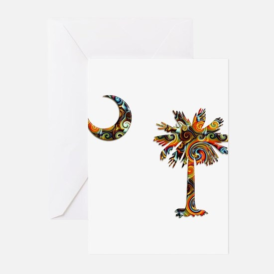 C and T 7 Greeting Cards (Pk of 20)