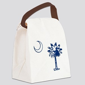 C and T 8 Canvas Lunch Bag
