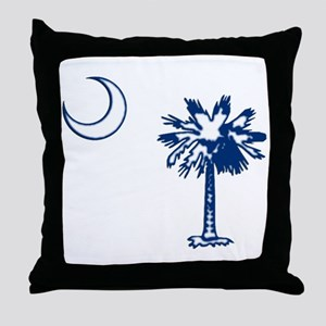 C and T 8 Throw Pillow