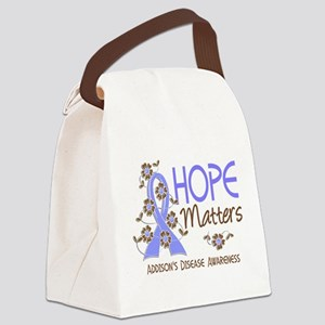 Hope Matters 3 Addisons Canvas Lunch Bag