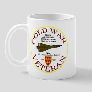 Cold War Hawk Europe Mug