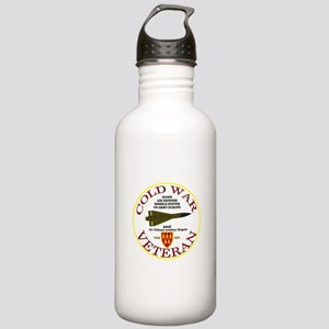 Cold War Hawk Europe Stainless Water Bottle 1.0L