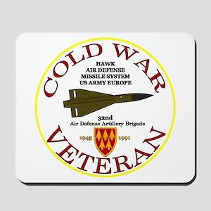 Cold War Hawk Europe Mousepad