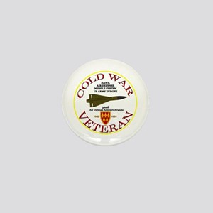Cold War Hawk Europe Mini Button