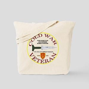 Cold War Nike Hercules AADCOM Tote Bag