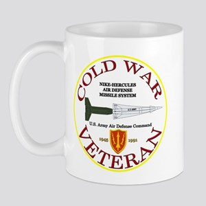 Cold War Nike Hercules AADCOM Mug