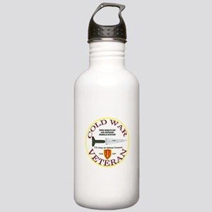 Cold War Nike Hercules Stainless Water Bottle 1.0L