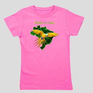 Brasil - Arara Girl's Tee