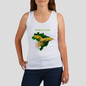 Brasil - Arara Women's Tank Top