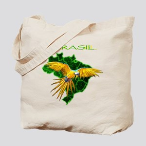 Brasil - Arara Tote Bag