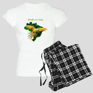 Brasil - Arara Women's Light Pajamas