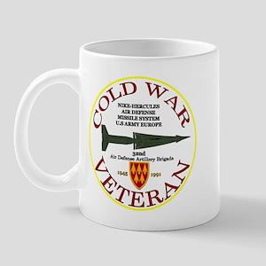 Cold War Nike Hercules Europe Mug