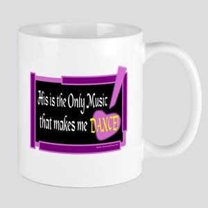 His Is The Only Music Mugs