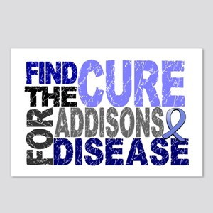 Find the Cure Addison's Postcards (Package of 8)