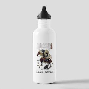 Samarai Gardener Stainless Water Bottle 1.0L