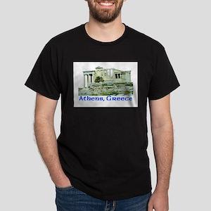 Athens, Greece (Acropolis) Dark T-Shirt