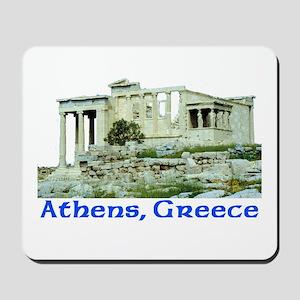 Athens, Greece (Acropolis) Mousepad