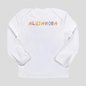 Alejandra Long Sleeve T-Shirt