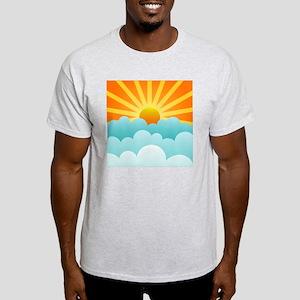 Morning Sunrise Light T-Shirt
