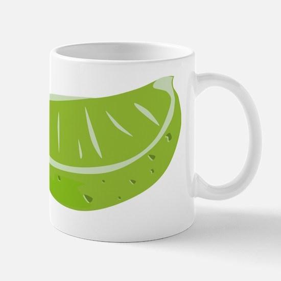 Lime Wedge Mug