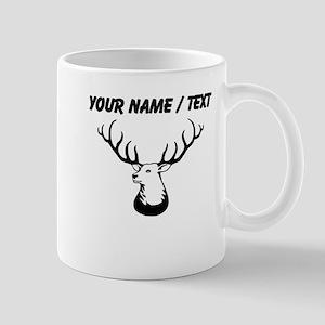 Custom 12 Point Buck Trophy Mugs