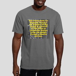 West Virginia Dumb Law 006 T-Shirt