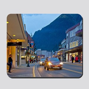City Street Mousepad