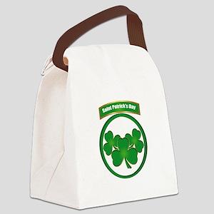 Saint Patrick's Day No text Canvas Lunch Bag