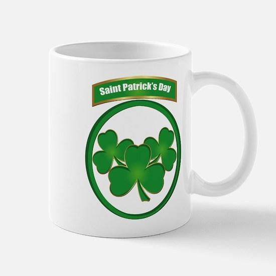 Saint Patrick's Day No text Mug