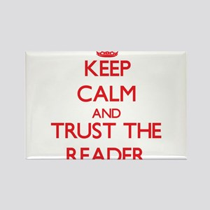 Keep Calm and Trust the Reader Magnets
