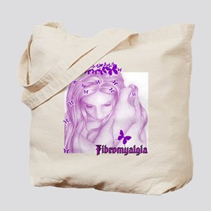 FIBROMYALGIA GIRL Tote Bag